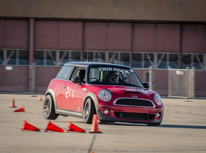 Aside from just competing in autocross and track events, at times when I wasn't driving, I would be the photographer for the events.