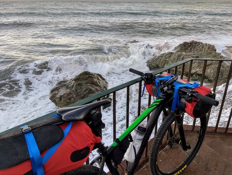 4 day bike trip through the beautiful Costa Brava in Spain. This was a preparation for the planned Camino de Santiago tour.